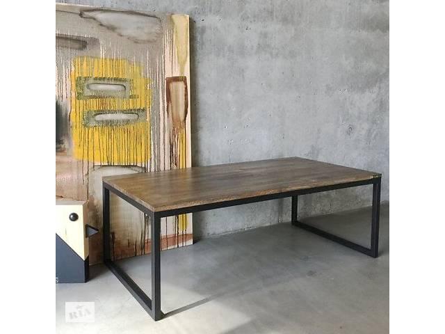 Кофейный Журнальный столик в стиле LOFT (NS-963247118)- объявление о продаже  в Киеве
