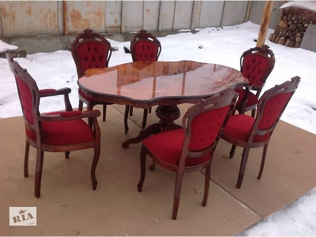 купить бу Комплект мебели классический барокко. В наличии. Отправка по Украине! в Львове