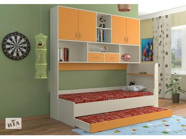 купить бу Кровать-чердак для двух детей КЧД 140 в Киеве
