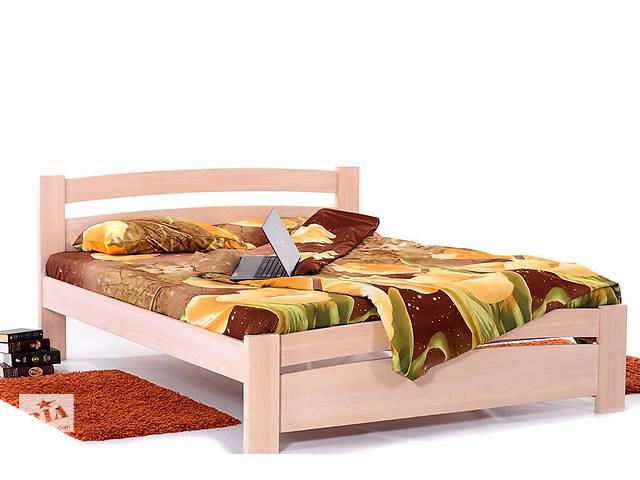 Кровать деревянная бук,дуб.Ліжко деревяне:тумбочка,комод,стол.- объявление о продаже  в Иршаве