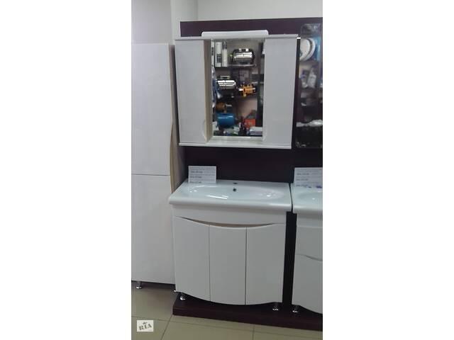 Мебель у ванну, набір  Мішель NEW Дуб Сонома- объявление о продаже  в Калуше