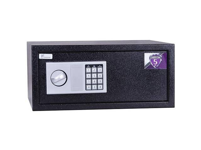Мебельный сейф Ferocon БС-24Е.9005- объявление о продаже  в Івано-Франківську