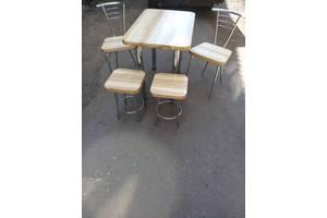 Нові Стільці для кухні