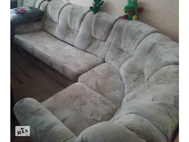 Продам диван кутовий диван Б/У