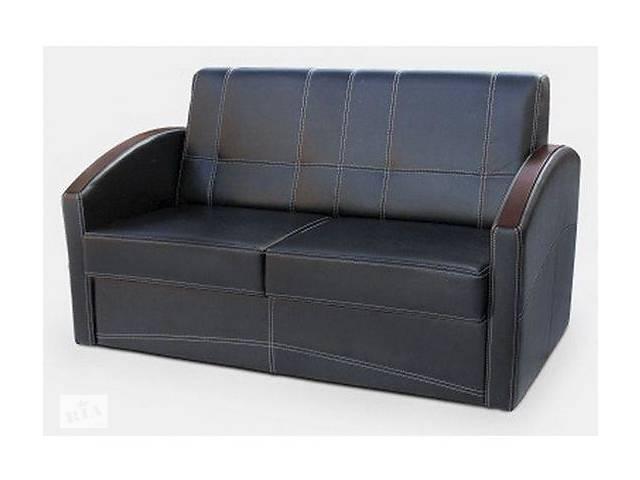 продам Прямой диван Креаль Карат 1.4 Черный бу в Киеве