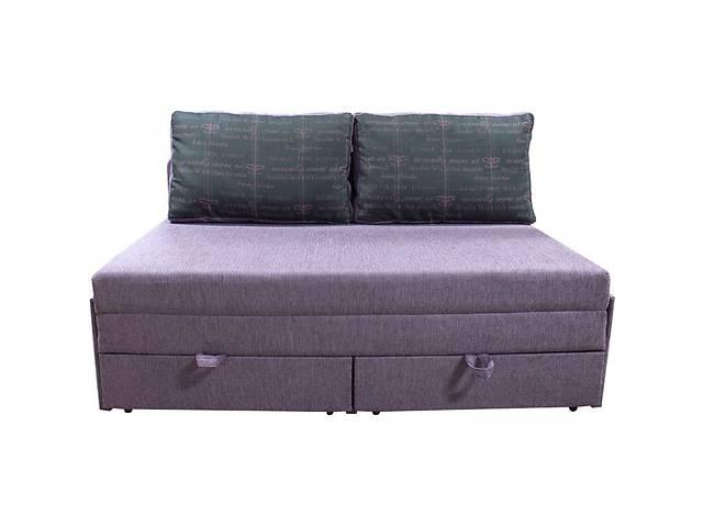 купить бу Прямой диван Ribeka Омега 160 см 20M01 Сиреневый в Киеве