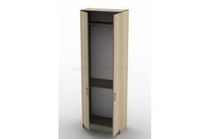 Шкаф гардероб для одежды Тиса ШО-10 ШхГхВ 700х350х2050 мм