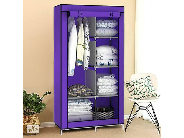 купить бу Шкаф - гардероб тканевый складной  8890 в Харькове