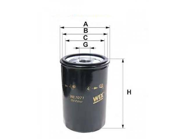 продам Фильтр масляный Chery QQ WIX бу в Днепре (Днепропетровск)