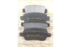 Тормозные колодки задние Рено Кенго 2008-2012 AST692 AutoStandart Украина