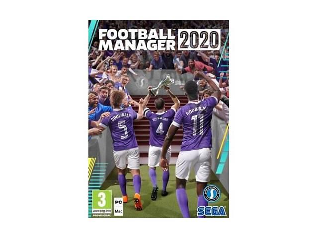 бу Игра PC Football Manager 2020 (foot-man-20) в Киеве