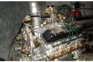 ГАЗ-53.ГАЗ-3307.Двигатель конверсия скоробкой.