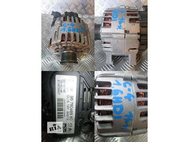 бу генератор для Citroen PEUGEOT 9678048880 в Луцке