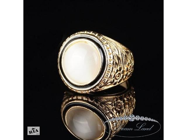 купить бу Перстень с позолотой подарок для парня или девушки, любимой или любимому,  жене или мужу  сюрприз в Червонограде