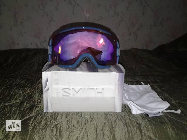 Горнолыжные очки маска Vice- объявление о продаже  в Токмаке