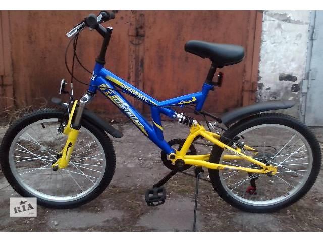 """купить бу Горный велосипед Azimut 20""""106-G-1 Dinamic(детский) в Запорожье"""