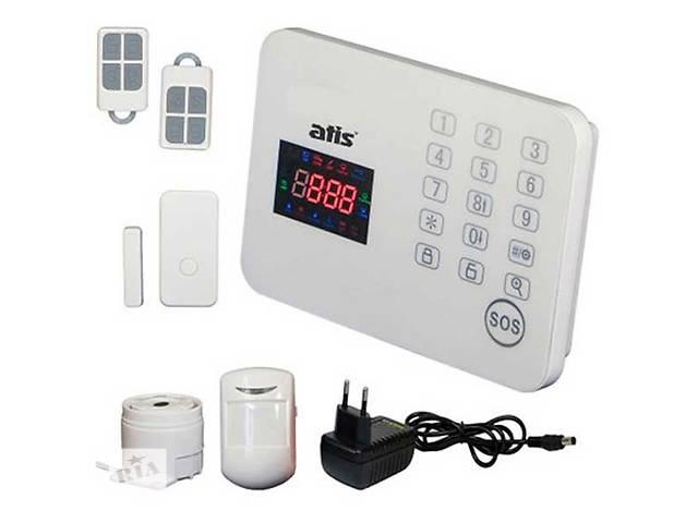 Готовый комплект беспроводной GSM сигнализации ATIS Kit-GSM120- объявление о продаже   в Украине