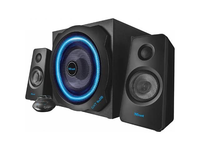 продам Акустическая система Trust GXT 628 2.1 Illuminated Speaker Set Limited Edition Black (TR20562) бу в Киеве