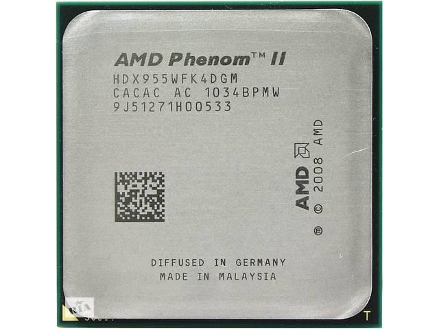 AMD Phenom II X4 955 Black 3.2GHz sAM3- объявление о продаже  в Белой Церкви