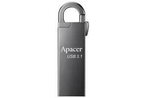 Флешка Apacer 64GB AH15A Ashy USB 3.1 (AP64GAH15AA-1)