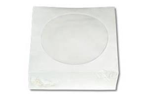 Конверт для диска RIDATA paper + window (100-pack) (3135635/INS-D044/RPB-CD100)