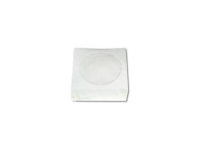 продам Конверт для диска RIDATA paper + window (100-pack) (3135635/INS-D044/RPB-CD100) бу в Киеве