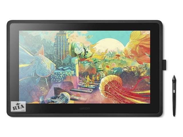 купить бу Монитор-планшет Wacom Cintiq 22 (DTK2260K0A) в Киеве