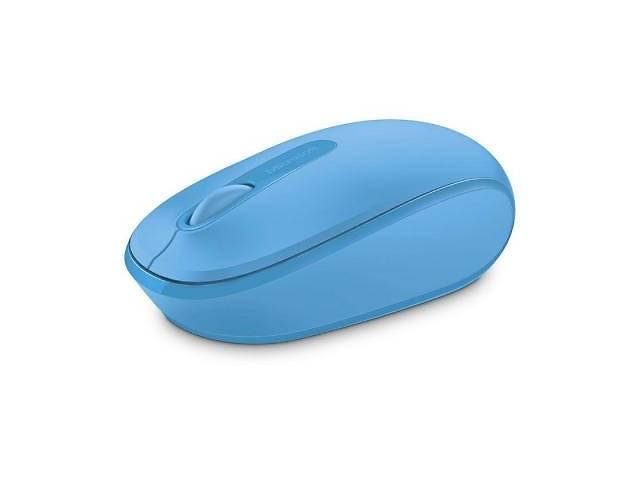 купить бу Мишка Microsoft Mobile 1850 Blue (U7Z-00058) для комп'ютера, для ноутбука, оптичний, 1000 dpi, радіо в Дубно (Ровенской обл.)