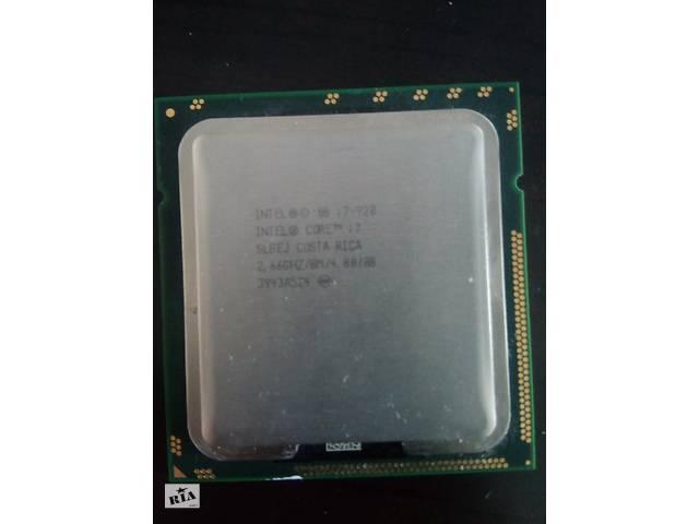 купить бу Продам процессор Core i7-920 в Александрие
