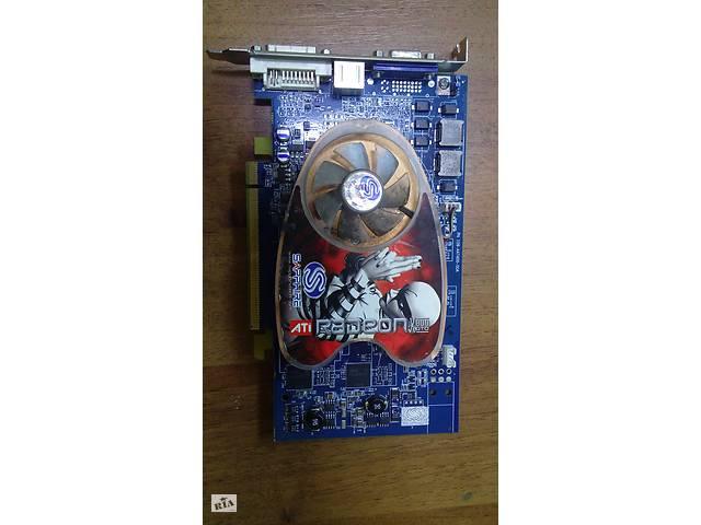 продам Продам відеокарти Radeon X800GTO 256 MB ATI Radeon VE 64 MB бу в Ірпені
