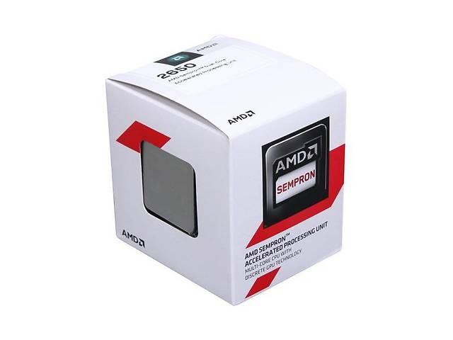 Процессор AMD Sempron X2 2650 (SD2650JAHMBOX)- объявление о продаже  в Харкові