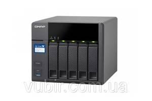 Новые Сетевые хранилища (NAS) QNAP