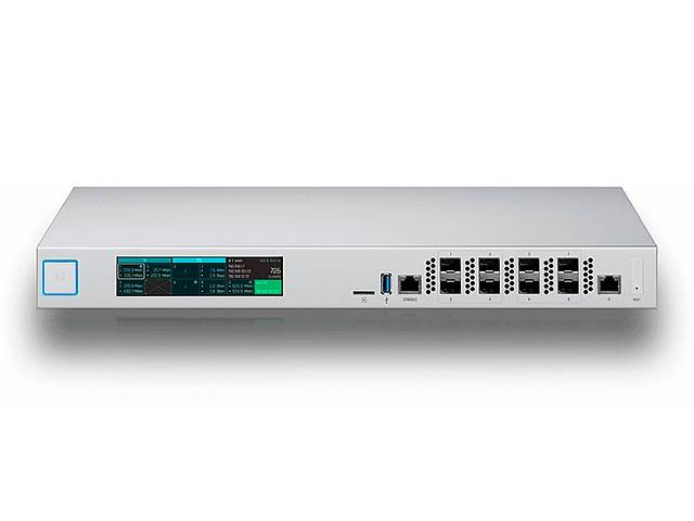 продам Ubiquiti UniFi Security Gateway XG-8 с портами SFP+ в Киеве бу в Киеве