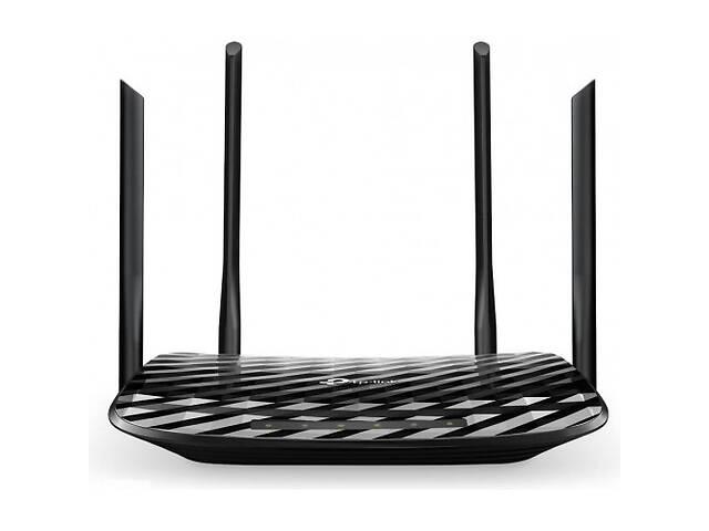 бу Wi-fi роутер TP-Link Archer A6 (Код товара:9470) в Харькове