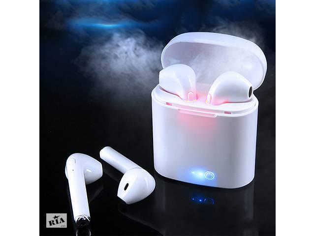 Беспроводные Bluetooth наушники Apple Airpods! С кейсом! ААА класс!- объявление о продаже  в Харькове