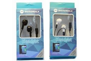 Новые Проводные гарнитуры Motorola