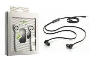 Нові Дротові гарнітури HTC