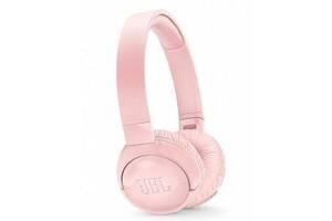 Наушники JBL T600ВТ NC Pink (T600BTNCPIK)