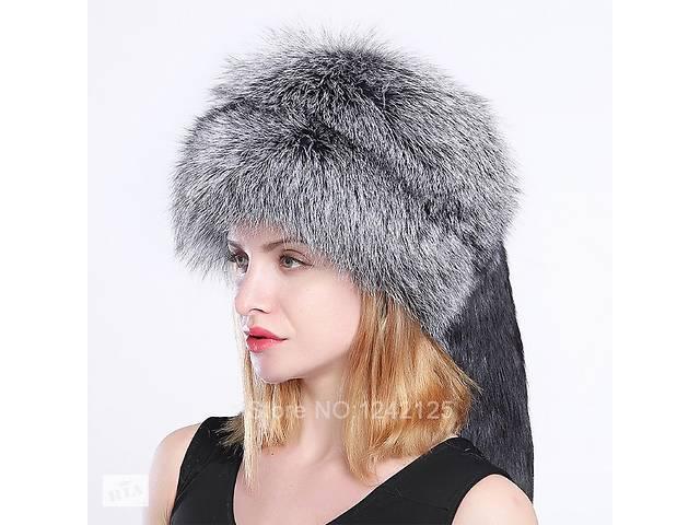 Монгольские меховые шапки с настоящей чернобурки.- объявление о продаже в  Вінниці 9a814e9c86ff6