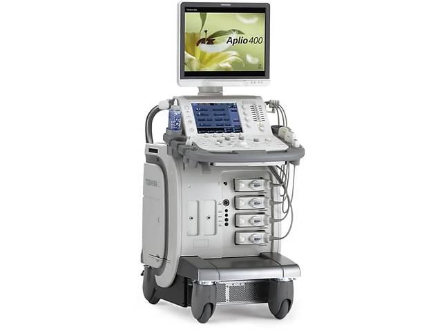 УЗИ аппарат Toshiba Aplio 400 в базовой комплектации