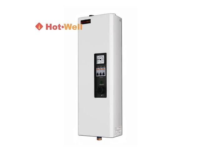 продам Электрический котел Hot-Well Elektra Lux 9-380 — 9 кВт (без насоса) бу в Виннице