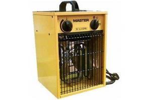 Тепловые вентиляторы Master