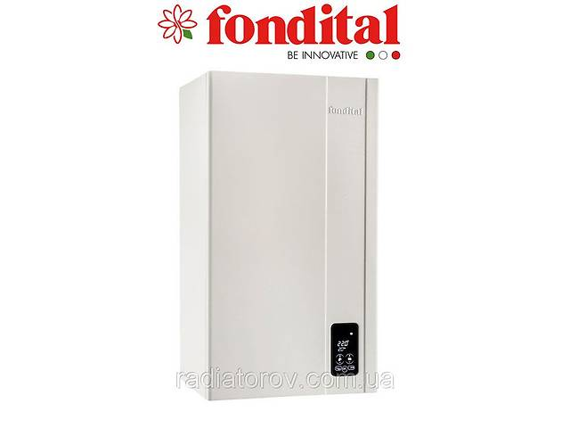 купить бу Газовый котел Fondital Formentera CTFS 28 двухконтурный, турбированный (Италия) в Одессе