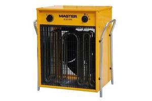 Теплові вентилятори Master