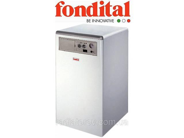 купить бу Напольный газовый котел Fondital Bali RTN E 36 (Италия) в Одессе