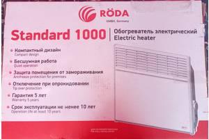 б/у Конвекторы электрические Roda