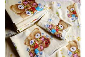 Нові Дитячі постільні комплекти Власне виробництво