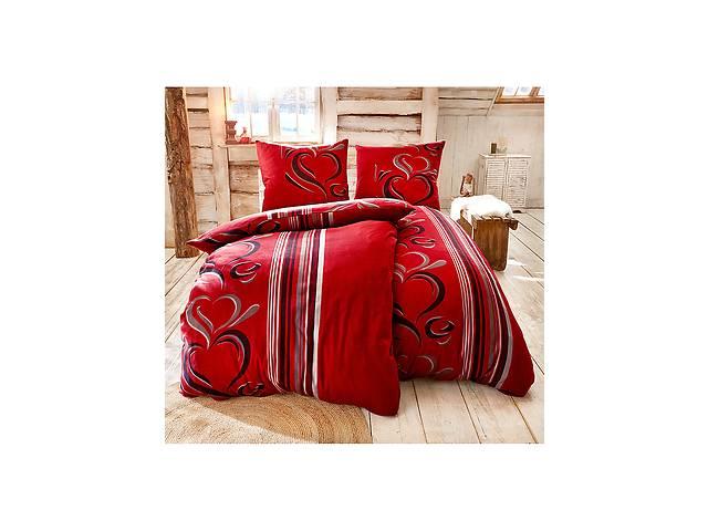 купить бу Комплект постільної білизни односпальний з натуральної тканини .  в Тернополі efd5ce647de92