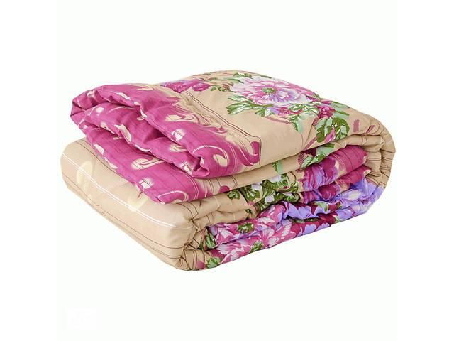 Силиконовое одеяло двойное (поликоттон) Двуспальное Евро T-44749- объявление о продаже  в Одессе