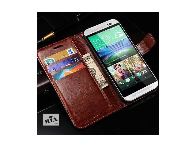 бу HTC One m8 Android 2 Ядра Тайвань не китайский! тонкий с чехлом книжечкой в Одессе